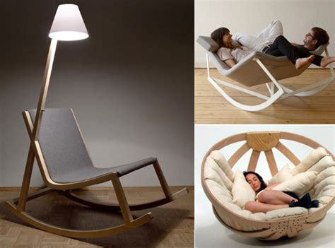 The Keinu Rocker Classic Idea Modern Design by 12 Cool And Unique Rocking Chair Designs Design Swan