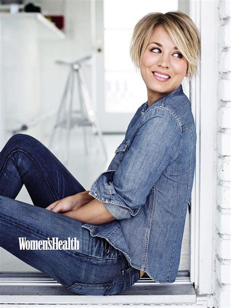pictures of kaley cuoco sweeting short hair kaley cuoco sweeting talks big bang theory and being