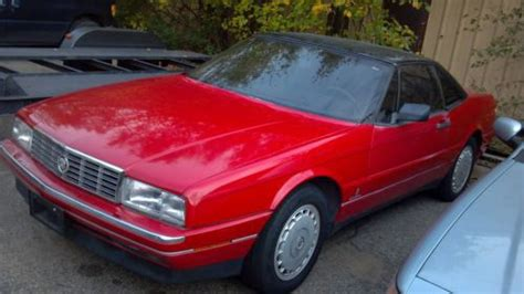 books about how cars work 1992 cadillac allante lane departure warning buy used 1992 cadillac allante base convertible 2 door 4 1l with hardtop in sewell new jersey