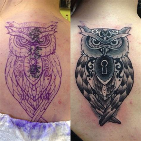 tattoo nightmares owl cover up owl tattoo cover up google search tattoo pinterest