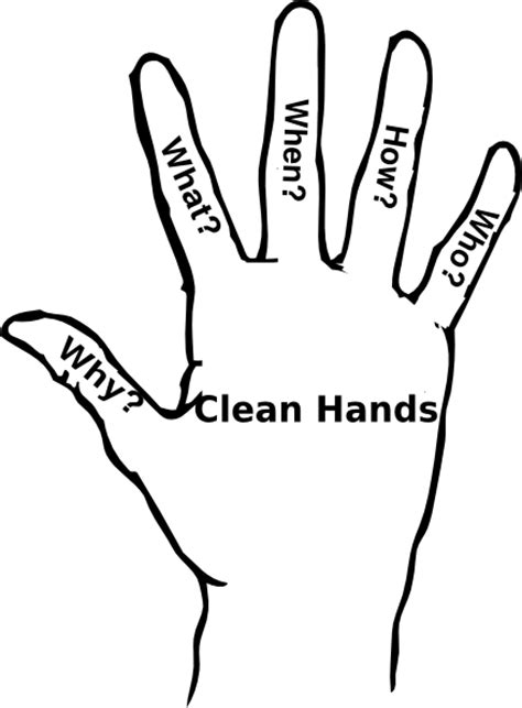 clean hand cliparts   clip art  clip art  clipart library