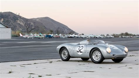 porsche 550a spyder 1958 porsche 550a spyder could fetch 5 million at auction