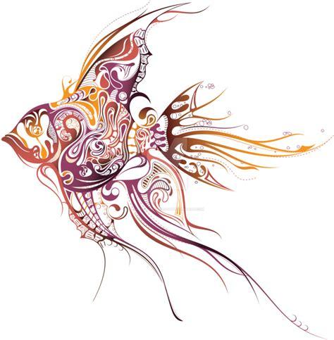 beautiful fish by artbeautifulcloth on deviantart