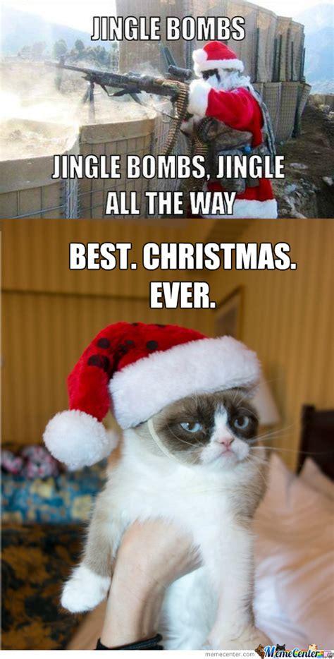grumpy cat likes christmas  astarius meme center