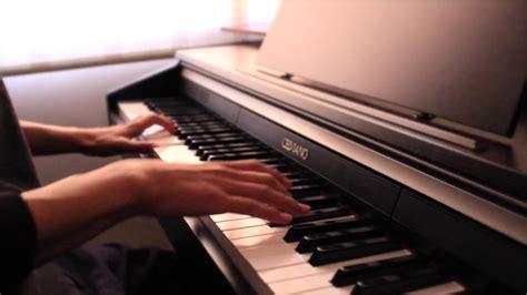 taylor swift enchanted piano owl city taylor swift enchanted piano cover youtube