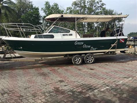 fishing boat charter port klang green ocean diver diving fishing trips 45 photos