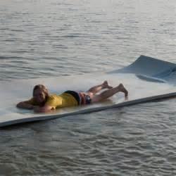watermat shark large floating mat