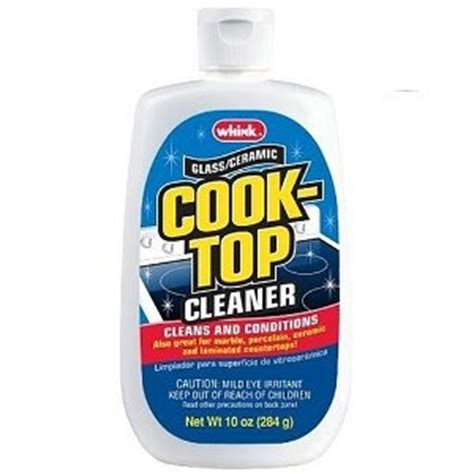 glass ceramic cooktop cleaner whink cooktop cleaner review from reader it worked great