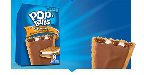 Smores In Toaster Oven Pop Tart Nutrition Facts Smores Besto Blog