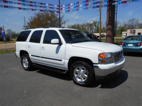 tire pressure monitoring 2005 gmc sierra 3500 security system purchase used 2005 gmc yukon sle in 2437 east 70th st shreveport louisiana united states