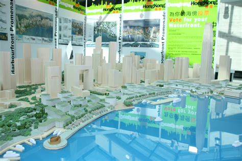 design competition hong kong central waterfront of hong kong international urban