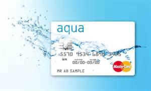 aqua bank login can new credit building cards from aqua deliver this is