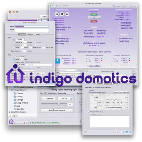 software indigo and mac on