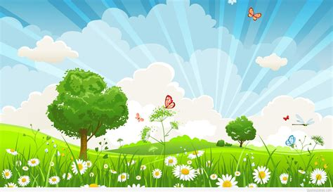 Summer Nature Wallpapers Hd 2015 2016 Free Flower Powerpoint Template Wallpapers 1280 X 1024