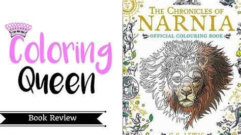 Chronicles Of Narnia Coloring Book