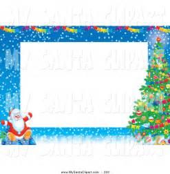 santa sitting clip art 26