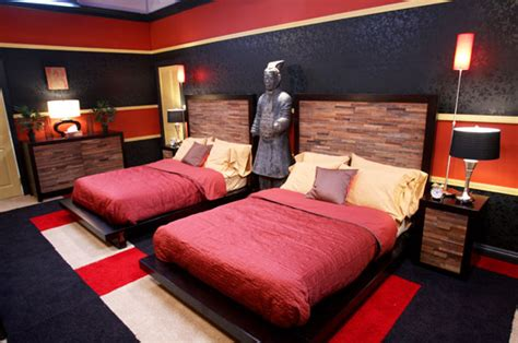 red feng shui bedroom the real truth behind mtv s the real world houses