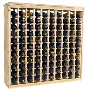 Pre Made Wine Racks by Wine Rack Retailer Ensures Versatility In Designs