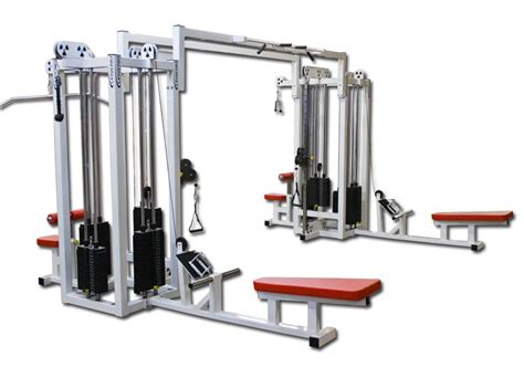 Benches For Gym Eight Stack Combo Jungle Gym Legend Fitness 959
