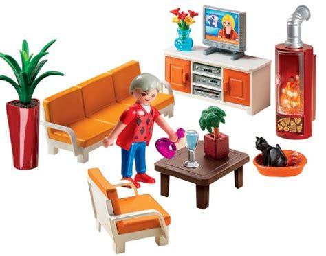 playmobil wohnzimmer 5332 playmobil 5332 jeu de construction salon avec