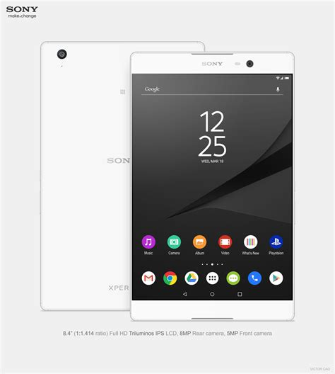 Tablet Sony Ericsson Xperia xperia c5 tablet concept is something that sony needs for