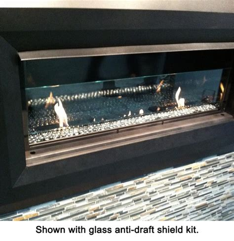 How To Light Superior Gas Fireplace by Superior 43 Quot Linear Vent Free Fireplace Vrl4543ze