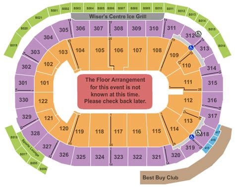 rogers arena floor seating plan slipknot vancouver tickets 2017 slipknot tickets