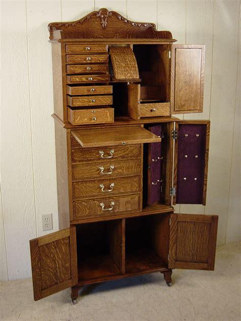american cabinet co oak dental cabinet 51