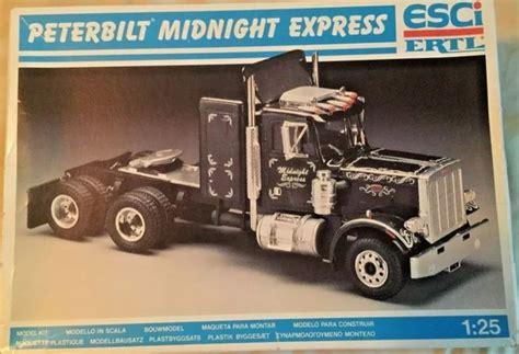 commercial vehicle model kits 428 best model kit boxes big rigs images on pinterest
