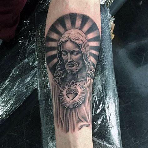 jesus forearm tattoo 20 best tattoo images on pinterest religion tattoos