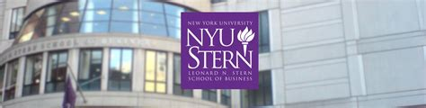 Apply To Mba Sterin Entertainment by Nyu Archives General Education