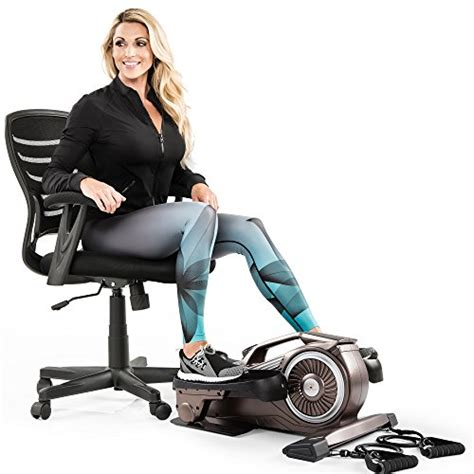 desk stepper bionic compact desk elliptical stepper with