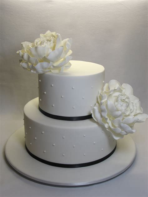 white 2 tier wedding cake 2 tier peony wedding cake 2 tier peony wedding cake the