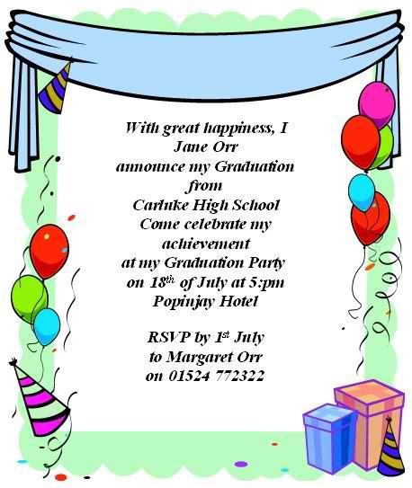 Free Invitation Printables Free Printable Preschool Graduation Invitation Templates