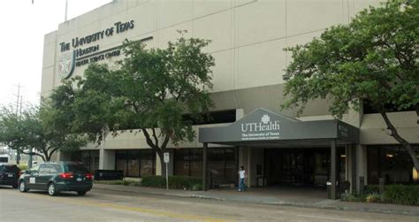 Ut Part Time Mba Houston by Time Needed For Uthealth Name To Stick Houston Chronicle