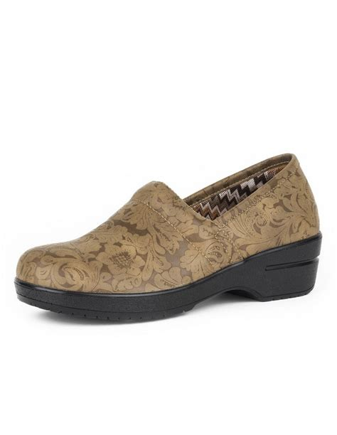 womens roper shoes roper western shoes womens floral clog 6 5 09 021 1559