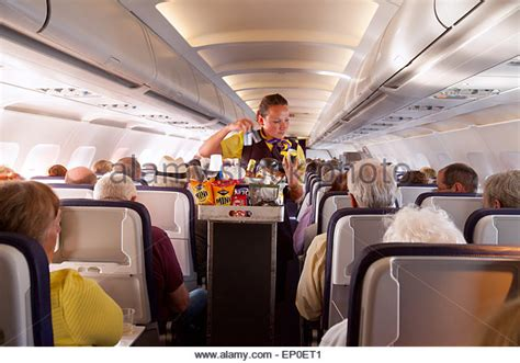 monarch cabin crew air hostess food stock photos air hostess food stock