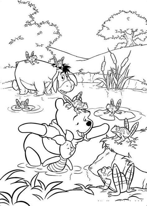 ver imagenes de winnie pooh para colorear krafty kidz center winnie the pooh coloring pages