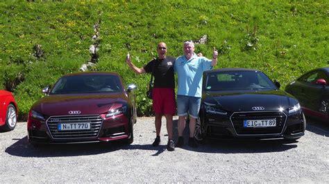 Audi Tt Owners Club by Mein Jahresr 252 Ckblick 2017 Mit Dem Audi Tt Owners Club