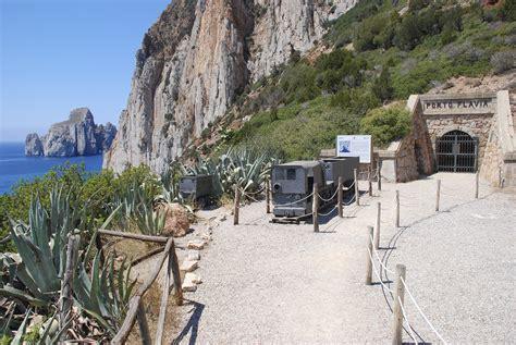 visitare porto flavia masua e porto flavia sardegnaturismo sito ufficiale