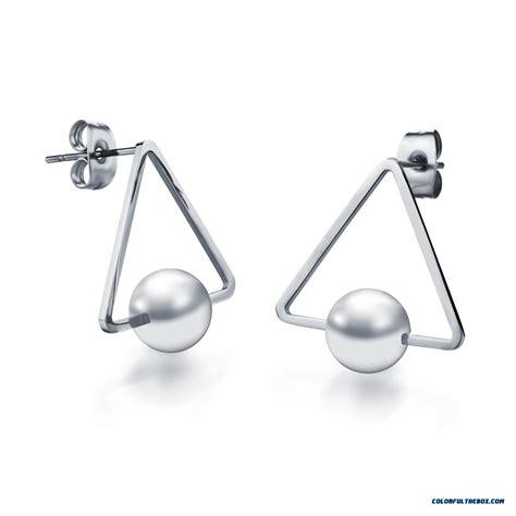 Geometric Earrings cheap exaggeration nightclub oversized geometric earrings