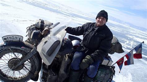 Bmw Motorrad 75 Jahre by Frankreich Bis In Die Mongolei Mit Der Bmw R 12 Bmw