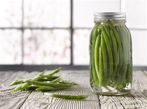 easy pickled green beans recipe