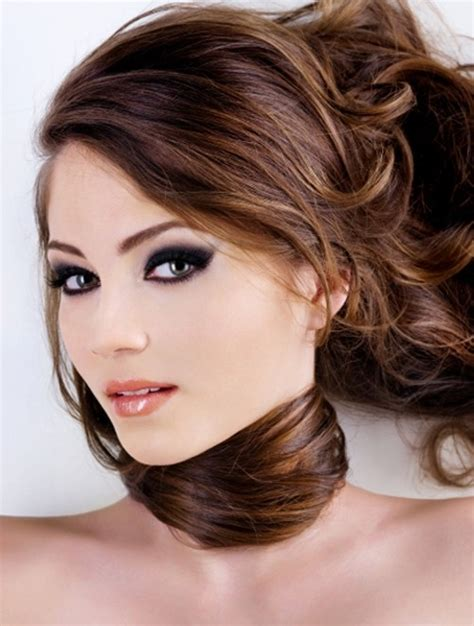 hairstyles and highlights for brown hair the best highlights for dark brown hair best medium