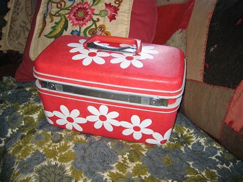 spray painting luggage 36 best suitcase diy for nail storage images on