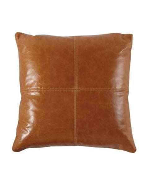 Mitchell Gold Pillows by Leather Patchwork Pillow By Mitchell Gold Bob Williams