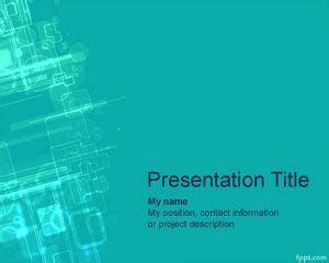 free ppt templates for technical presentation technology powerpoint templates