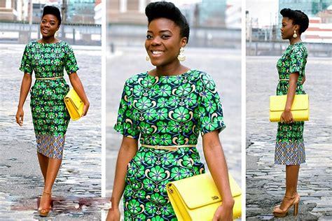 Trending Ankara Dress and Short Dress Styles For Modern Women   Beautiful Nigeria
