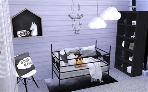 sims 4 set cc sims 4 cc s the best scandinavian nursery set by