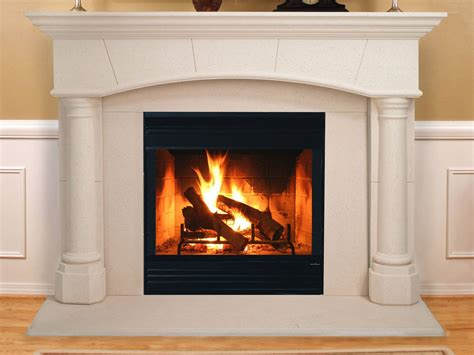 Wood In Gas Fireplace by Fireplaces Builders Installed Products
